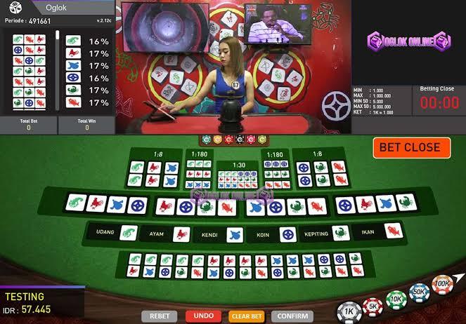 Live Casino Oglok