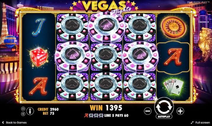 Slot Vegas Nights