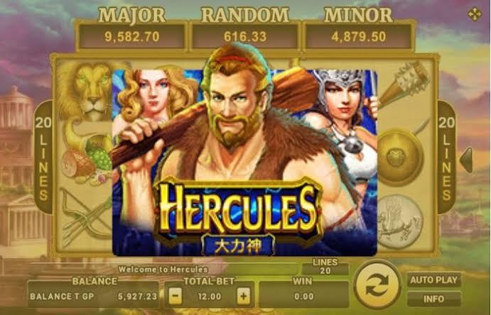Slot Hercules