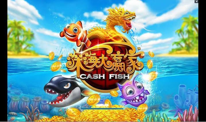 Cara Bermain Cash Fish Playtech