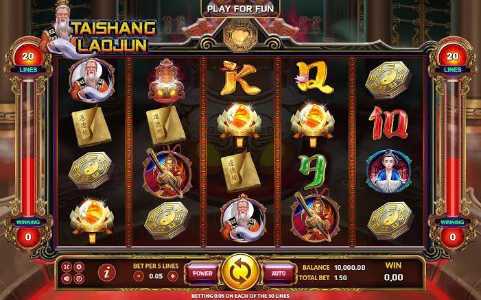 Slot Online Tai Shang Lao Jun