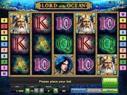 Slot Lord of the Ocean Joker Gaming