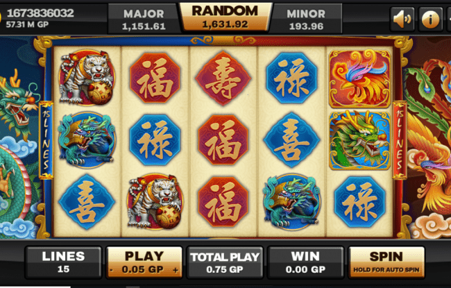 Slot Dragon Phoenix